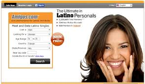 Amigos com is one of the best online dating service provider for Latinos  Amigos has more than   million members and when visit the site      Lovely Pandas