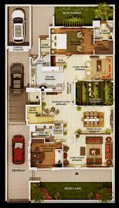 ground floor house plans 500 sq ft
