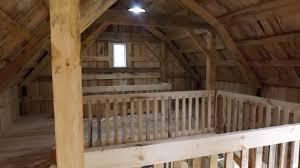 Gambrel Roof Gambrel Barn Designs And Plans
