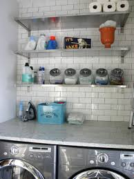 Decorating Ideas For Kitchen 10 Chic Laundry Room Decorating Ideas Hgtv