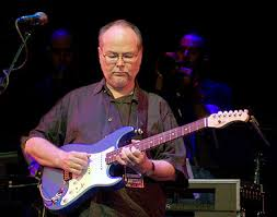 Walter Becker in the Steely