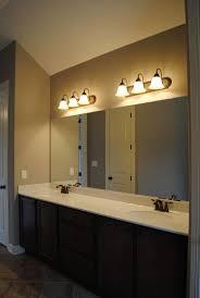bathroom design marvelous wood framed bathroom mirrors large
