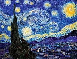 Questa è un immagine di un quadro di Van Gogh