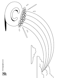 harp coloring page pot of gold harp and hat coloring pages hellokids com