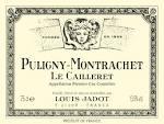 Puligny-Montrachet Le Cailleret PREMIER CRU - Maison Louis Jadot
