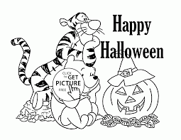 kids halloween coloring pages eson me