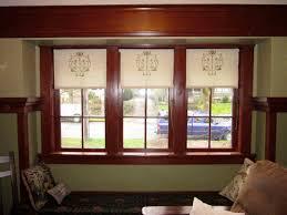 Craftsman Home Interiors Laurelhurst 1912 Craftsman Window Coverings Curtains