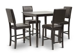 Counter Height Dining Room Tables by Wholesale Interiors Baxton Studio 5 Piece Counter Height Dining