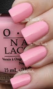 opi gel nail polish pink images