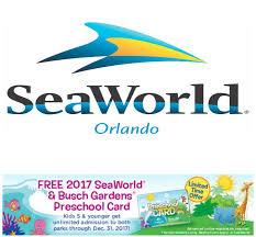 seaworld black friday deals seaworld preschool pass 2017 kids 5 u0026 under go free seaworld
