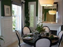 contemporary dining room table decor for design ideas inside