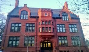 Pembroke College in Brown University