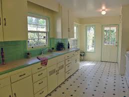 kitchen retro kitchen flooring home design ideas top at retro