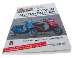 reparatur handbuch kymco 2 u00264takt roller 50 125cc u2022 auf roller com