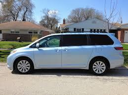 does lexus make minivan all wheel drive toyota sienna gives minivan an edge chicago tribune