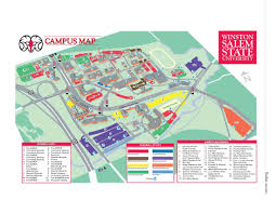 Colorado State University Map by Faculty Winston Salem State University Acalog Acms