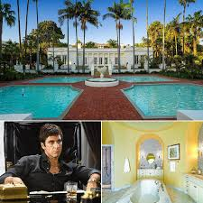 Scarface Home Decor The Scarface House Is For Sale Popsugar Home