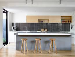 Australian Kitchen Designs Small Australian House Gets A Modern Makeover By Techne Architects