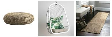 Ikea Wicker Baskets by Fresh Spring Home Decorating Ideas