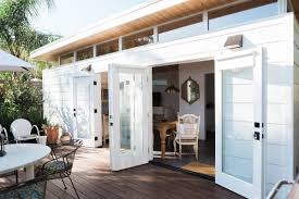 Tiny Homes California by Modern California Guesthouse 364 Sq Ft