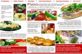 graduation offsite menu u2014 new jerzis 41 sports bar and grill