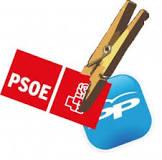 Pinza PP PSOE
