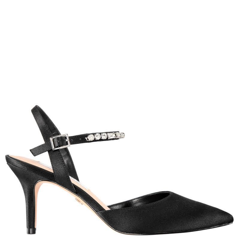 Nina Tonya Heels Black- Womens