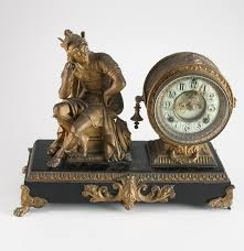 Ansonia Mantel Clock Circa 1890 Ansonia