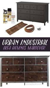 ikea hack urban industrial dresser industrial dresser urban