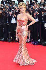 Jane Fonda, Atelier Versace, Cannes 2012