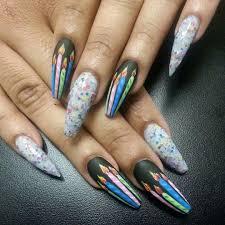 nail art nail designs birthday nails nails by brittney