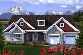 Ranch Home Plans With Pictures Plan 89913ah Center Entry House Plan With Great Room Ranch