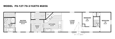 scotbilt mobile home floor plans singelwide floor plans for mobile single wide mobile home plans
