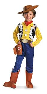 kids halloween costumes usa disney toy story woody deluxe toddler child costume
