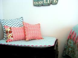 craftaholics anonymous how to make a bench cushion
