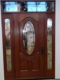 Transom Window Above Door Decorative Front Door Glass Exterior U0026 Interior Doors Beveled