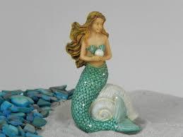 fairy garden accessories miniature mermaid terrarium