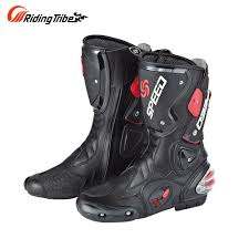 motorcycle biker boots bike riding boots promotion shop for promotional bike riding boots