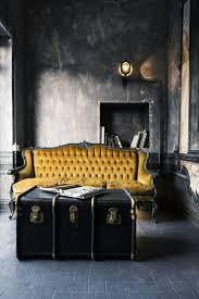 Yellow Interior by Best 25 Yellow Black Ideas Only On Pinterest Orange Art Polka