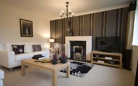 Wallpaper For Living Room  Dgmagnetscom - Wallpaper living room ideas for decorating