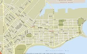 Map Of Boston Neighborhoods by Map Of Boston Neighborhoods With Streets Afputra Com