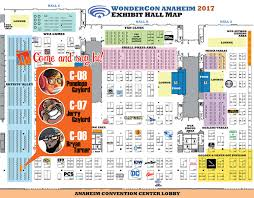 San Diego Convention Center Floor Plan by Thefranchize Live Wondercon 2017