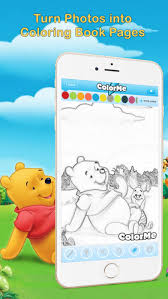 turning pictures into coloring pages colorme turn photos into coloring book pages on the app store