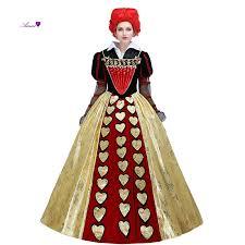 Red Queen Halloween Costume Halloween Costume Alice Promotion Shop Promotional Halloween