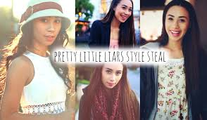 Spencers Store Halloween Costumes Pretty Liars Style Steal Aria Spencer Hanna