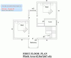 13 600 sq ft house plans 2 bedroom indian arts kerala planskill