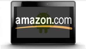 Gambar Foto Komputer Tablet Amazon Kindle Fire