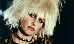 DARYL HANNAH in BLADE RUNNER Is this the way the future's meant to be? Daryl Hannah models space-age styling in Blade Runner - DARYL-HANNAH-in-BLADE-RUN-010