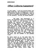 sample comparative analysis essay
