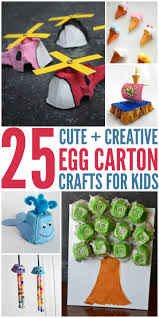 Easy Halloween Arts And Crafts For Kids by Best 25 Egg Carton Crafts Ideas On Pinterest Egg Cartons Egg